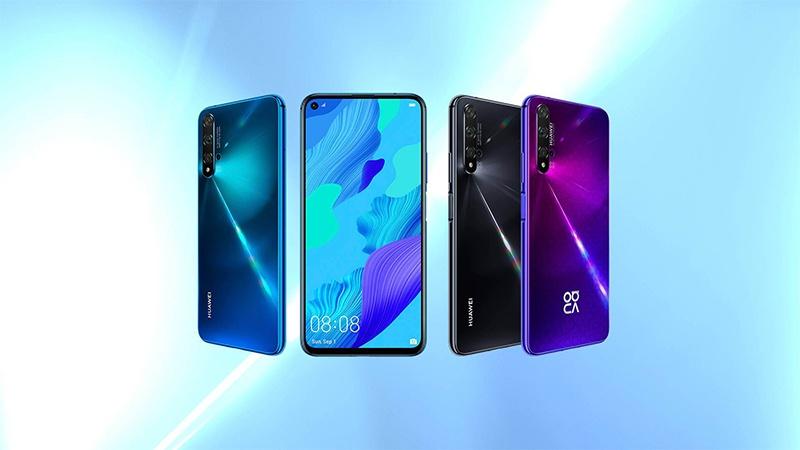 สวนกระแส Mate 30 Pro กันหน่อยกับ Huawei Nova 5T สเปคสุดเทพในราคาสุดเดือดเพียง 10,990 บาท