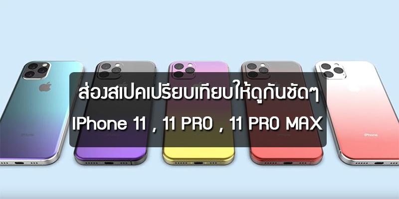 SPECS-IPHONE-11