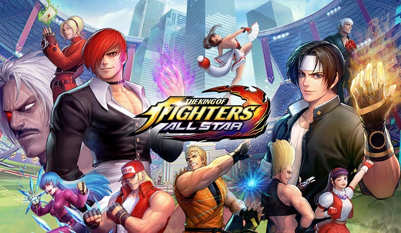 The King Of Fighters Allstar เปิดให้ลงทะเบียนได้แล้ววันนี้