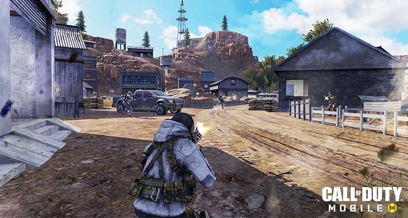 Call of Duty : Mobile เกมแนว FPS ที่กำลังมาแรง