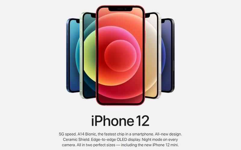 Apple เปิดตัว iPhone 12 ใหม่!